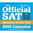The Official SAT Question of the Day 2009  Calendar